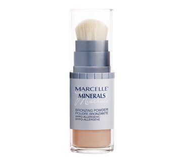 Marcelle Mineral Bronzing Powder in Brazil