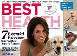 Best Health Magazine: March/April 2009