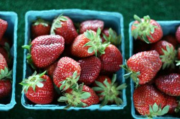 marketstrawberries