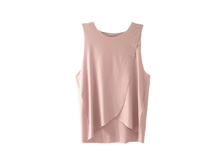 Mary Young Limited Edition Swing Tank in Pink
