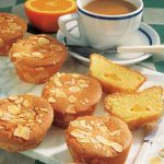Marzipan-Orange Muffins