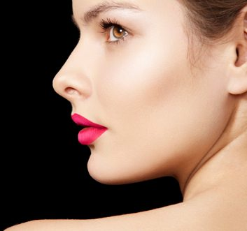 3 steps to the perfect matte lip