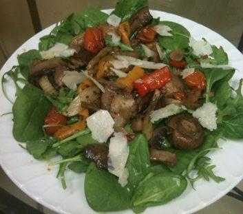 meatlessmushroomsalad