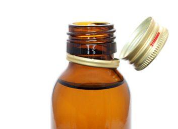 medicine bottle peroxide