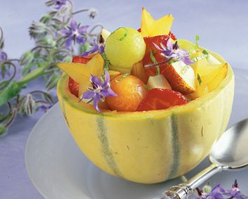 melon cup