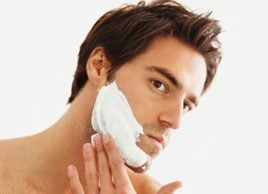 skincare man