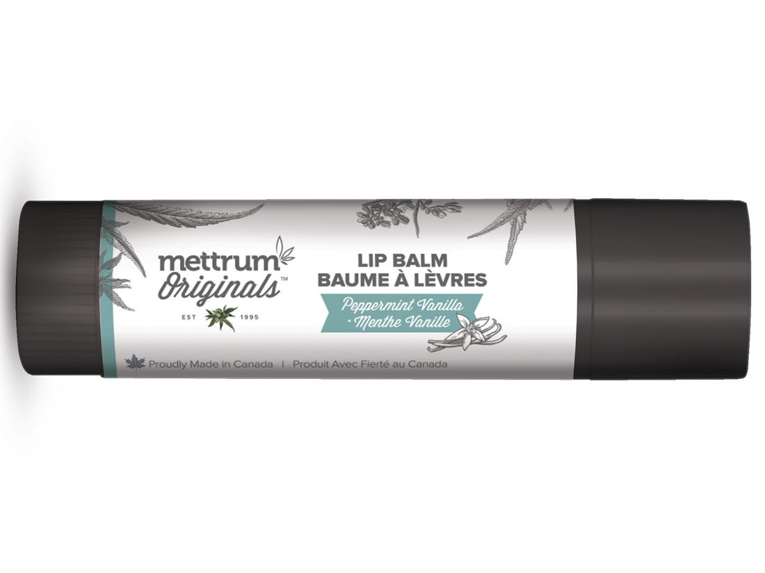 Mettrum Originals Lip Balm