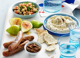 Middle East Platter