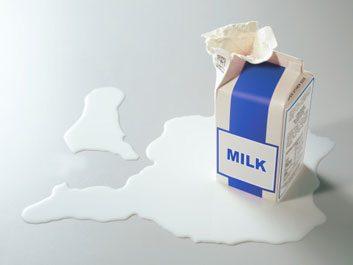 milk lactose intolerance