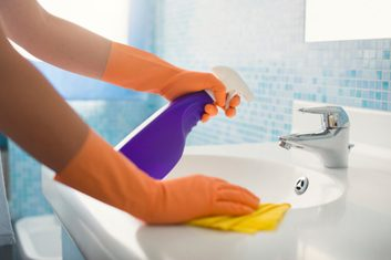 cleaner household bathroom cleaning