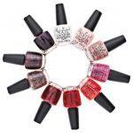 Beauty: O.P.I. nail colours for the holidays
