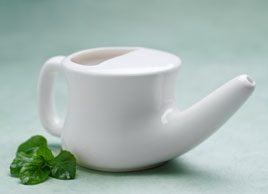 Can you get an infection from a neti pot?