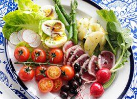 5 healthy Mediterranean platters