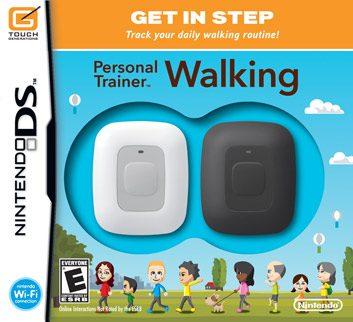 Nintendo Personal Trainer: Walking