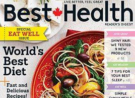 Best Health Magazine: October 2014