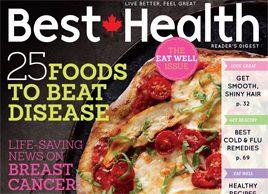 Best Health Magazine: October 2013