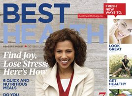 Best Health Magazine: October 2008