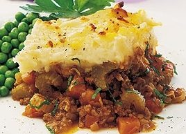 Old-Fashioned Shepherd's Pie