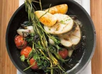 pan-roast fish