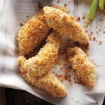 Panko-Baked Chicken Fingers