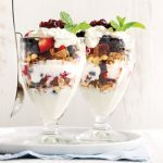 Berry and Yogurt Parfaits