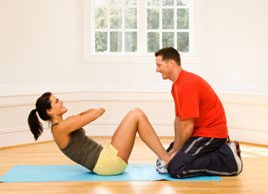 Work out together this Valentine's Day