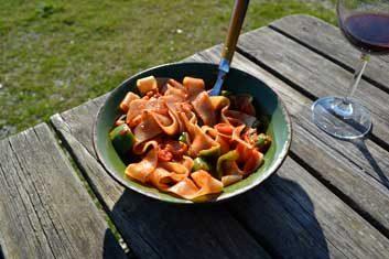 spicyvegetarianpasta