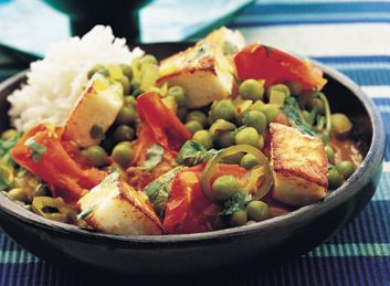 pea curry indian paneer 353
