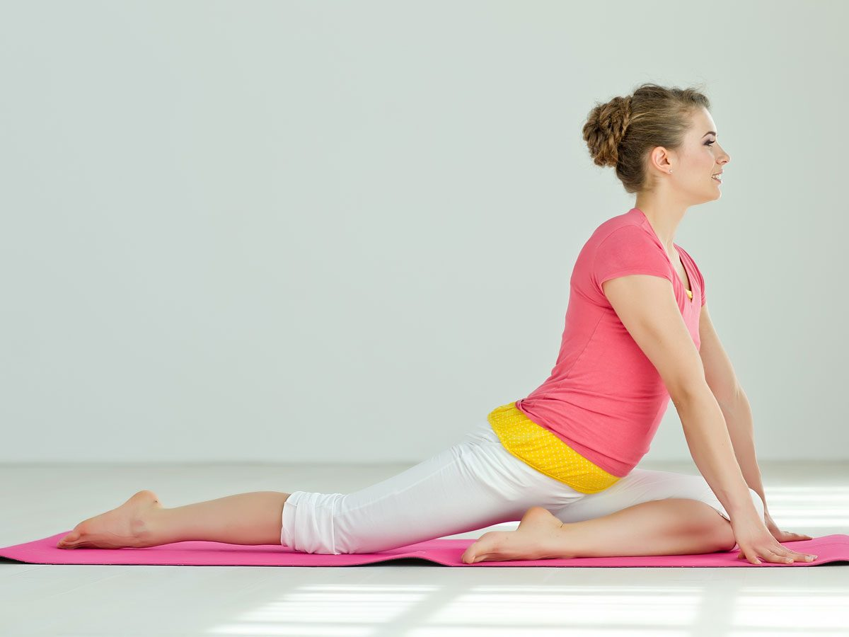 Yoga For Sciatic Pain Get Relief With These Sciatica