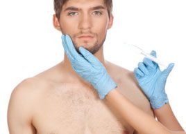 Why more men are getting cosmetic surgery