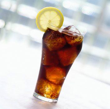 soft drink pop soda