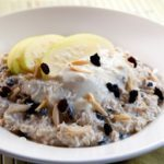 Wild Macadamia Porridge