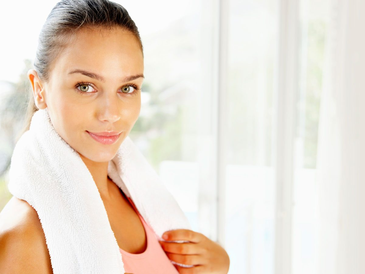 5 Steps to Perfect Post-Gym Makeup