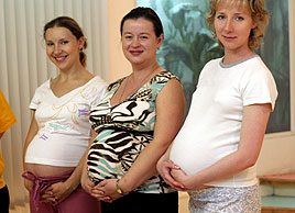 How to start a pregnancy support group