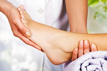 foot health spa