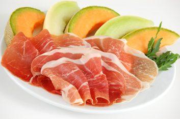 melon prosciutto