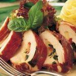 Prosciutto-Stuffed Chicken Breasts