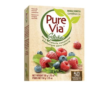 Pure Via Stevia