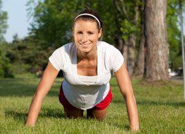 Summer Slim-Down workout plan: Week 6