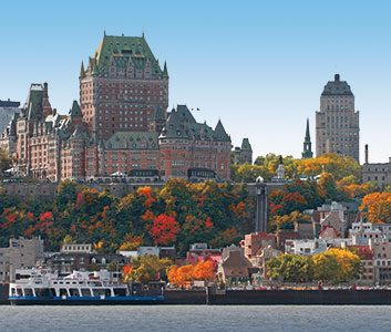 Healthy Canada: Quebec City