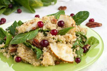 Our best healthy quinoa recipes