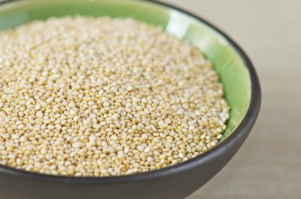 1. Quinoa