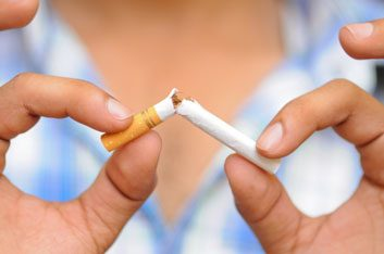 What happens to your body after you quit smoking