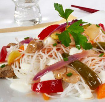 rice noodle stirfry large