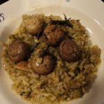 Meatless Monday: Mushroom-Broccoli Risotto