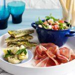 Italian Riviera Platter