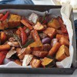 Herbed Roast Vegetables