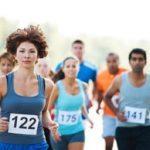 Fitness trend: Marathon running