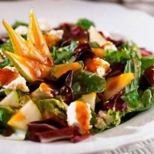 Everything-but-the-kitchen-sink Salad