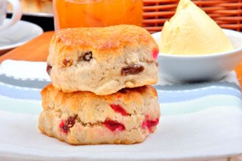 worst breakfast foods scone
